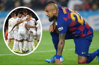 Arturo Vidal avisa al Real Madrid en la vuelta de la liga española con Barcelona: