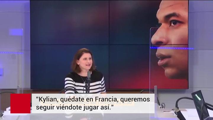 El Gobierno francés pide a Mbappé que no vaya al Real Madrid