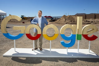 State and local leaders welcome Google to Southern Nevada