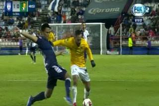 El hondureño Denil Maldonado debuta con el Pachuca con un triunfo en la Copa MX