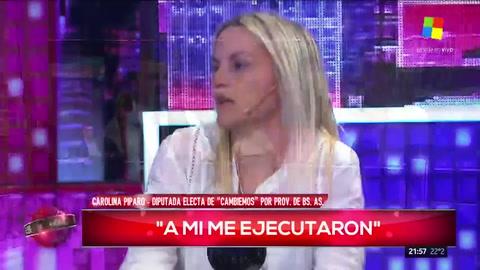 Carolina Píparo, tras el asesinato de Abril, dijo que no hay inocentes en la cárcel