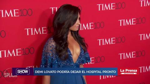 Show, resumen del 2-8-2018. Demi Lovato podría dejar el hospital pronto