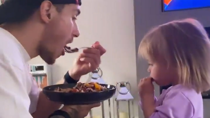 Gemma Atkinson reveals adorable habit daughter Mia shares with dad Gorka