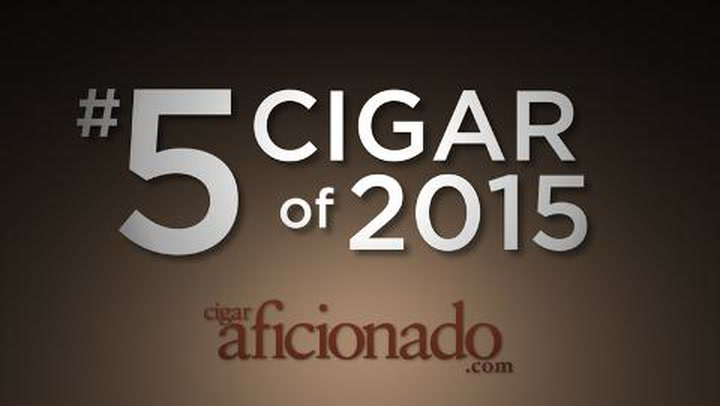 No. 5 Cigar of 2015