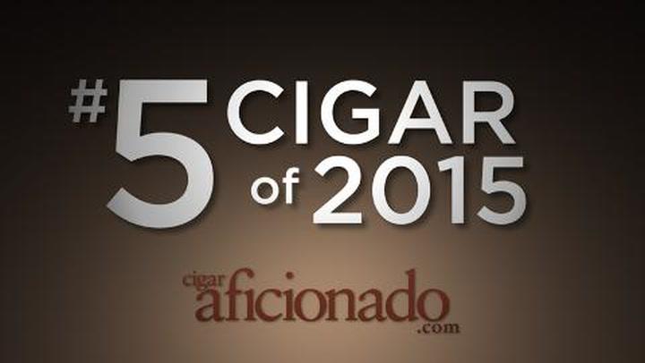 No. 5 Cigar of 2015