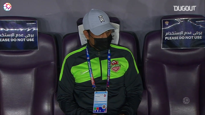 AGL Matchday 15 highlights: Al-Ain 1-4 Shabab Al-Ahli