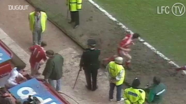 Cuando el Liverpool ganó la liga en 1990