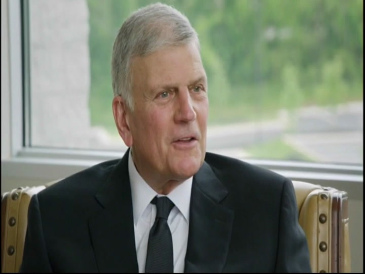 Franklin Graham: Trump's Criticism of Press Has 'Hurt Him' and He Knows It; Says He Can Tell Trump 'Hard Truths'