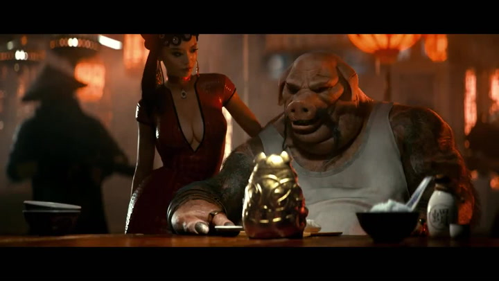 Beyond Good and Evil 2 Announcement Trailer