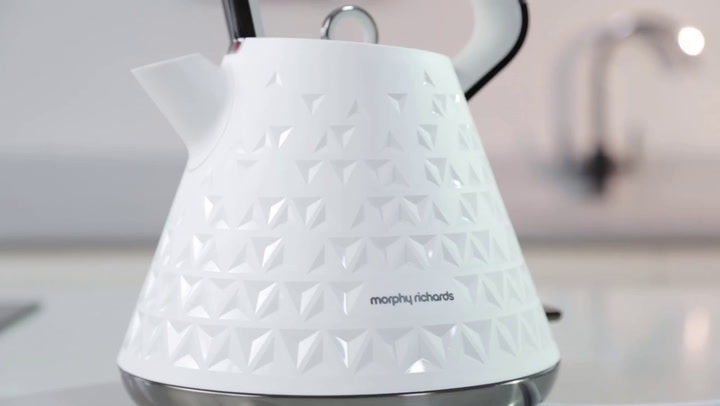 Preview image of Morphy Richards Prism Kettle & Four Slice Toaster  video