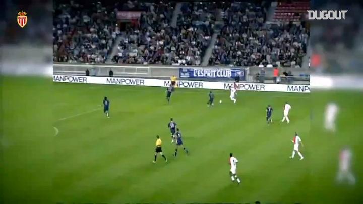 Emmanuel Adebayor's best AS Monaco goals