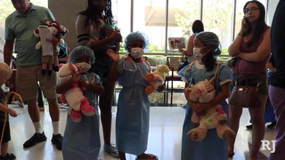 9th Annual Teddy Bear Clinic At Centennial Hills Hospital
