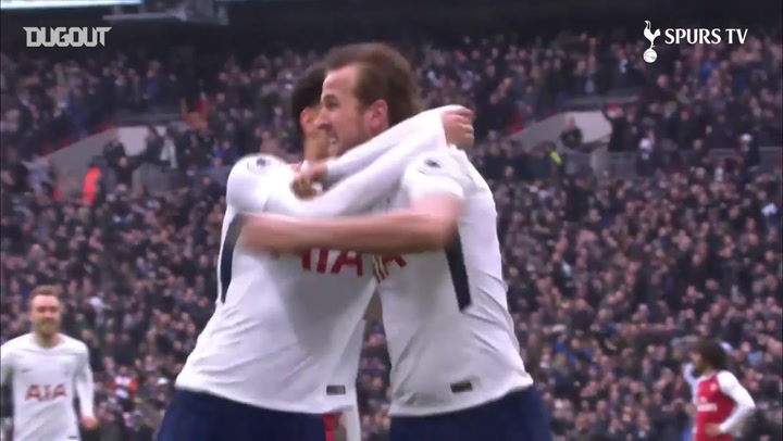 Last Time Out: Spurs 1-0 Arsenal