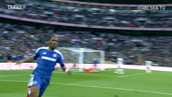 Chelsea's best FA Cup semi-final goals
