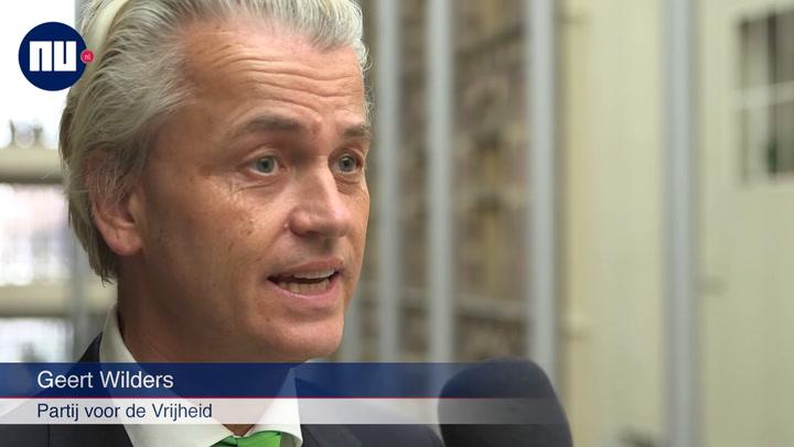 Wilders verwacht uiteindelijk te kunnen regeren   NU - Het laatste nieuws het eerst op NU.nl