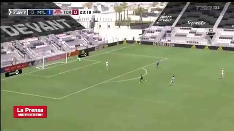 Romell Quioto se luce con golazo en el inicio de la MLS de Estados Unidos