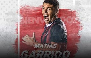 Así juega Matías Garrido, el nuevo fichaje del Olimpia