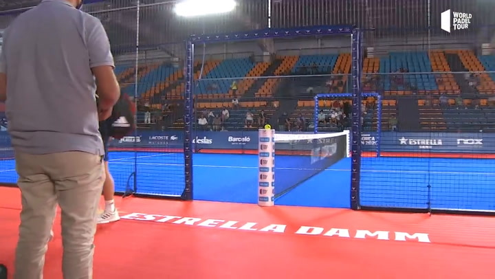 Resumen cuartos de final Galán_Lebrón Vs Chingotto_Tello Estrella Damm Menorca Open