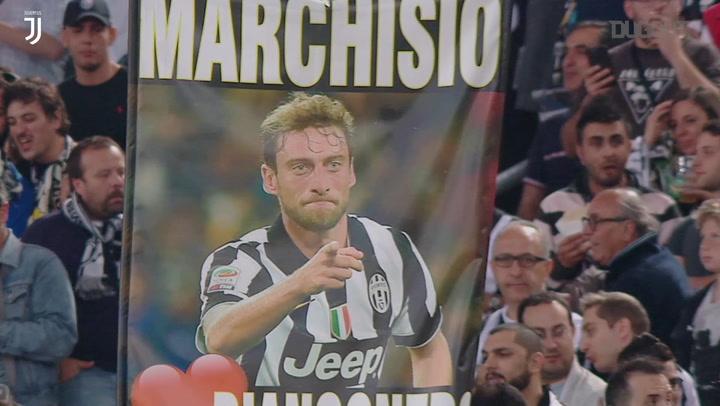 Best Midfielders: Claudio Marchisio