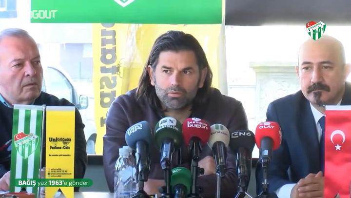 İbrahim Üzülmez: Adana Demirspor maçında sabırlı olmamız gerekiyor