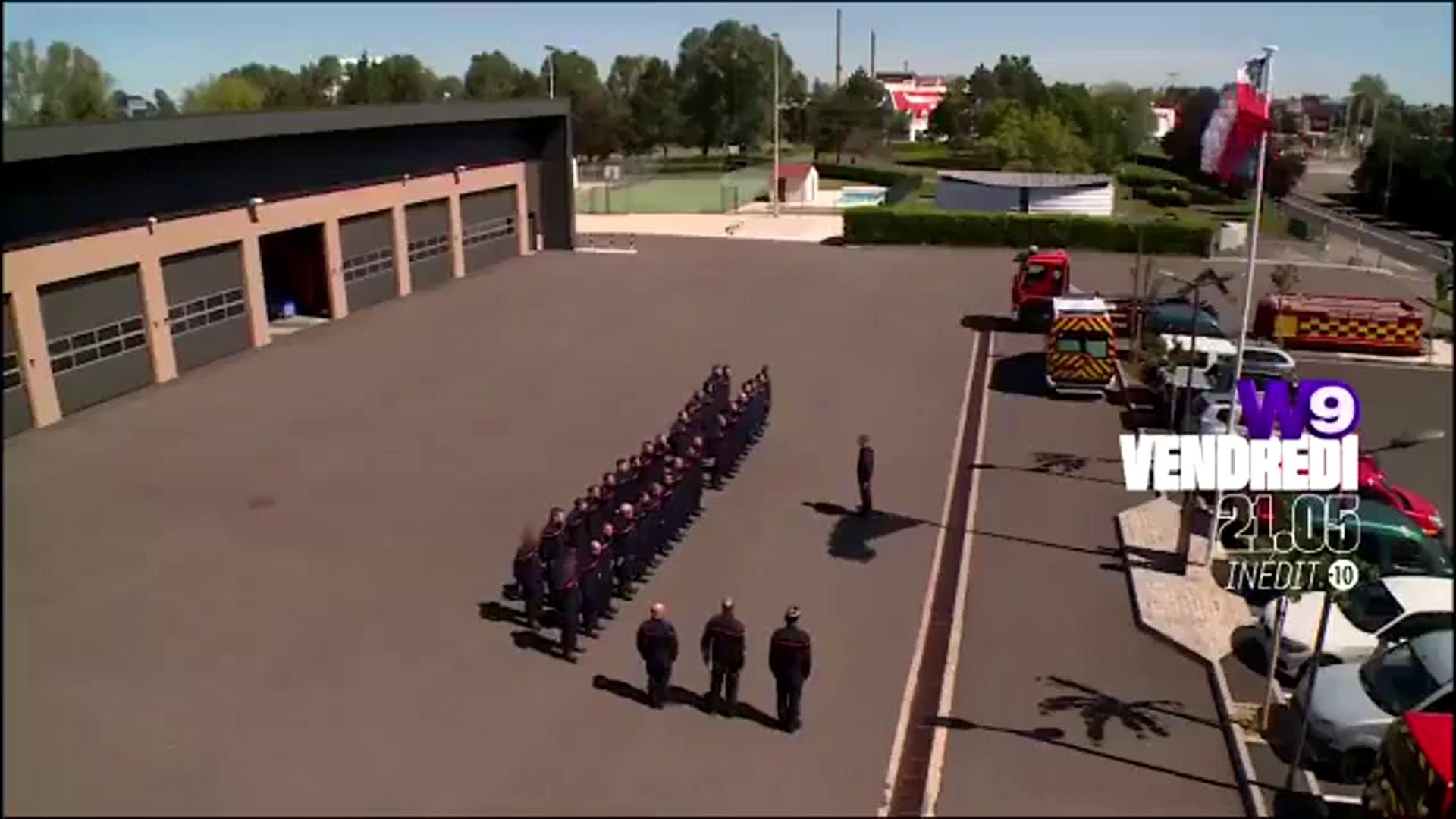 Enquête d'action : Pompiers de Bourgogne : des opérations à haut risque