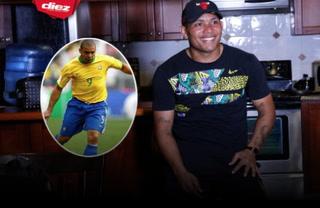 Ronaldo Dinolis sobre su nombre:
