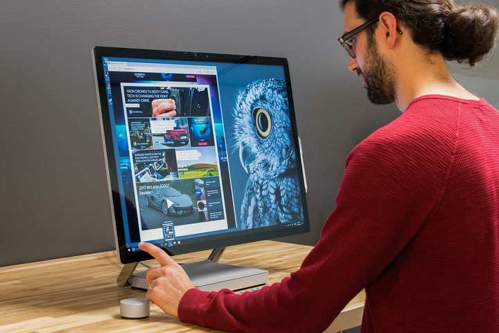 how to use microsoft surface