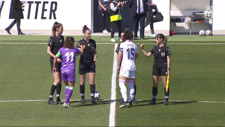 El Real Madrid femenino tropieza ante el Betis