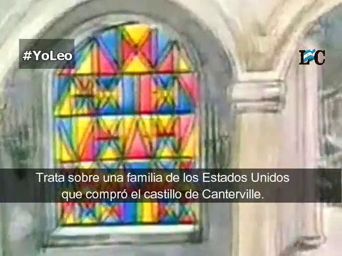 El fantasma que acecha a una familia en un castillo embrujado