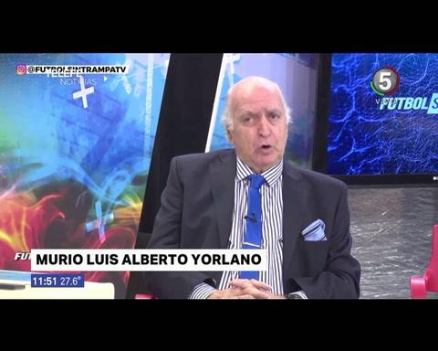 Murió Luis Alberto Yorlano, impulsor de un estilo polémico en el periodismo deportivo
