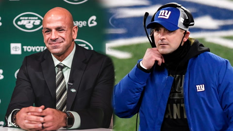 Jets or Giants: Which team is likelier to surpass their 2022 win projection?