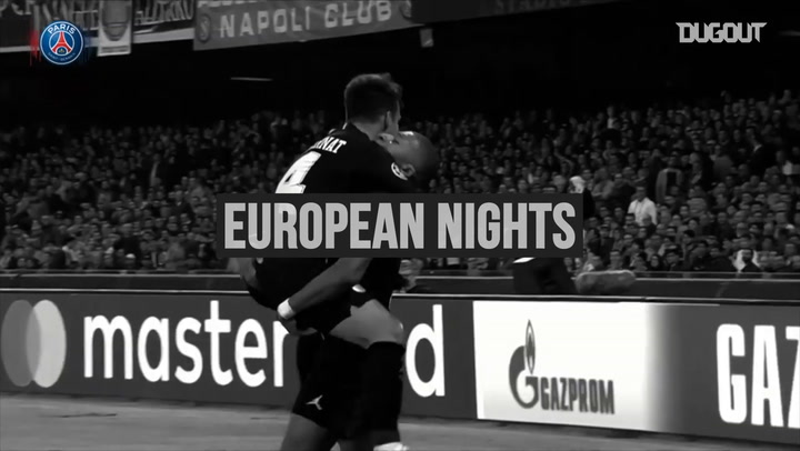 European Nights: Get Ready For PSG Vs Liverpool