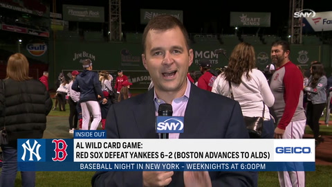 MLB Insider Andy Martino on Yankees season coming to disappointing end
