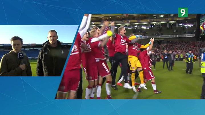 Kvist og Olsen fortæller om betydningen af at kvalificere sig til VM