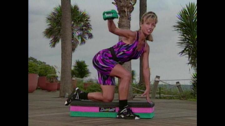 Denise Austin: Step n' Shape Workout - Fat Burning & Body Shaping