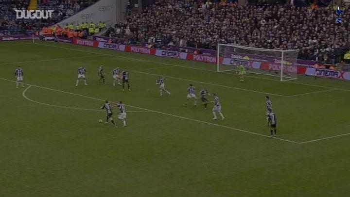 Gareth Bale's outstanding 2012-13 Premier League campaign