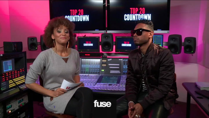 Shows: Top 20: R&B Trailblazer Miguel Reveals Diverse Taste in Music and Women
