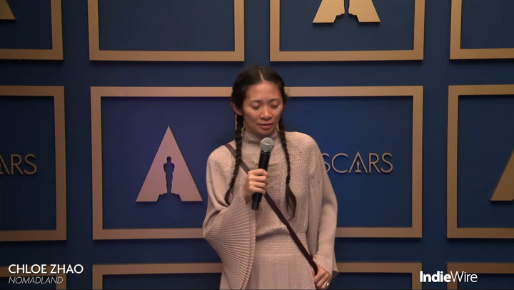 Chloe Zhao On Why Frances McDormand Howled At The Moon