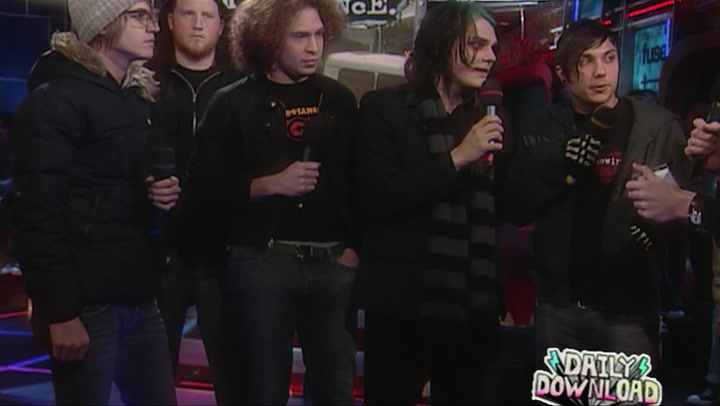 My Chemical Romance Talk Three Cheers for Sweet Revenge in 2004: #TBT