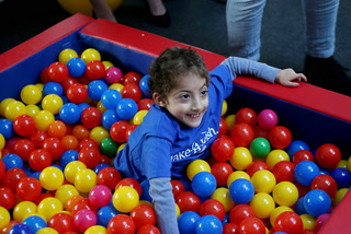 Sultan's Playroom from Make-A-Wish Southern Nevada