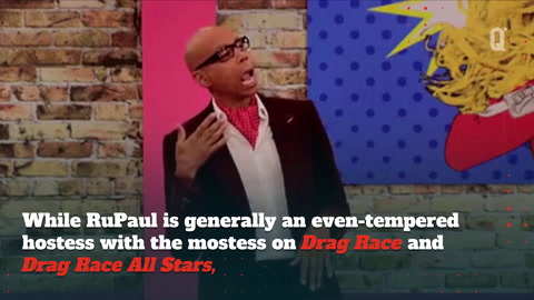 Rupaul Lost It During Filming Of 'Drag Race All Stars 4'