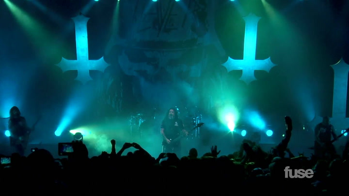 Interviews: Slayer Talk Losing Jeff Hanneman, 25-Year Ban From MSG
