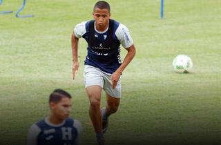 Así fue el doblete de Rigo Rivas con la Sub-23 de Honduras