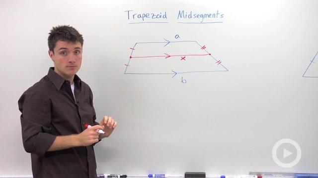 Trapezoid Midsegment Properties