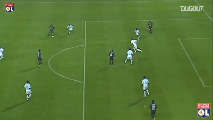 Juninho's stunning goal vs Marseille in 2005