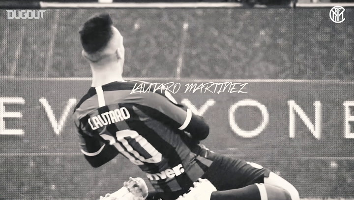 Lautaro Martínez's best Inter goals