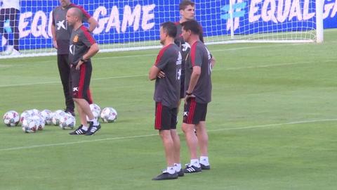 Luis Enrique deja la selección española, Robert Moreno ocupa el puesto