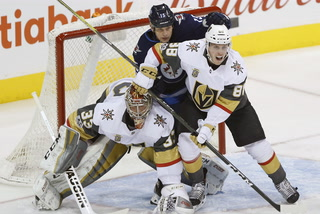 Golden Edge: Knights Fall To Jets 7-4