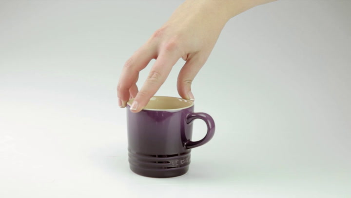 Preview image of Le Creuset Cappuccino Mug video