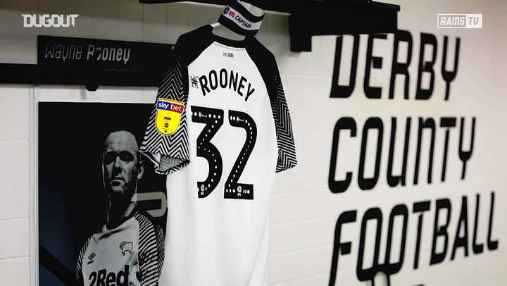 Wayne Rooney's best moments from his first season at Derby County